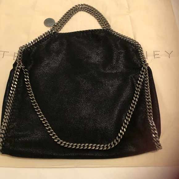 6bd27460daf92 Stella McCartney Falabella Shaggy Deer Tote. M 5b09f04da44dbe54fb67be55